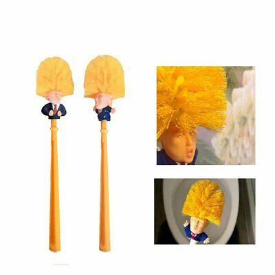 Donald Trump Toilet Brushes - Make Your Toilet Great Again !!XA