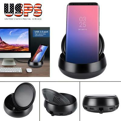 New EE-MG950T DEX Station Desktop Charging Dock For Samsung Galaxy Note8 S8 Plus