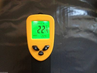 New Non-Contact IR Infrared Digital Thermometer with Laser UK Seller