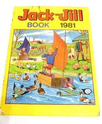 Jack and Jill Annual 1981.