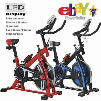 150KG Bicycle Fitness Gym Exercise Stationary Bike Cardio Workout Home Indoor ZV