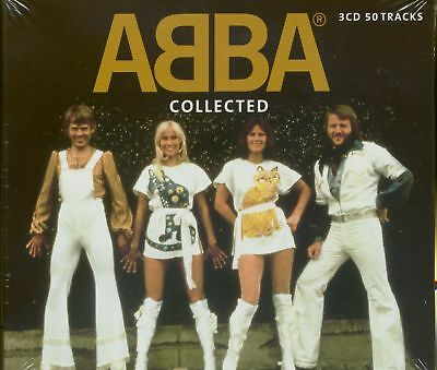 Abba - Collected (3-CD Digipac) - Pop Vocal