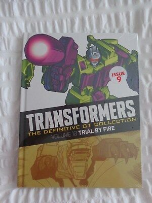 Transformers - Trial By Fire - Definitive G1 Collection - Volume 10, Issue 9