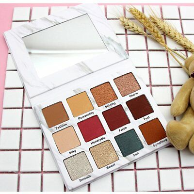 Makeup plate NOVO5214 marble eye shadow plate Renaissance 15 color eye shado#