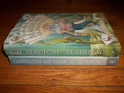 Llewellyn's Magical Almanac Lot Of Two (Paperback)