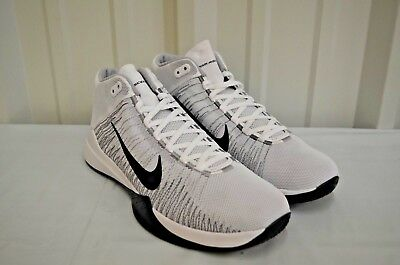 the best attitude 6a1de 97dd9 Men s Nike Zoom Ascention White Black Wolf Grey Stealth 832234-100