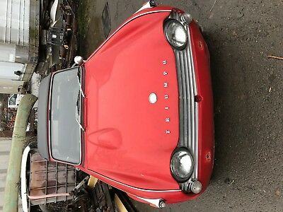 Triumph Tr 3 4 And 4A Reconditioned Engine ,fully Rebuilt By Engineer