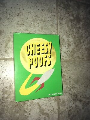 Unopened South Park Cheesy Poofs (RARE Collectible from 1998) (Kyle)