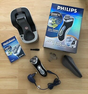 PHILIPS SPEED XL RASIERER HQ8170CC inkl. Jet Clean System