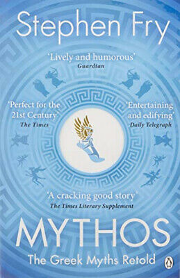 Mythos: The Greek Myths Retold: A Retelling of the Ancient Greece Paperback...