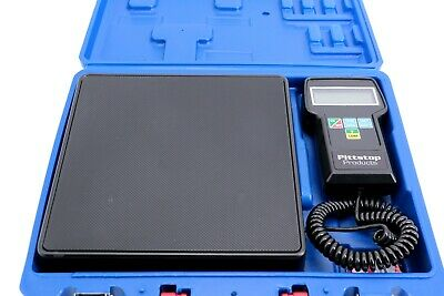 Pittstop Electronic Refrigerant Scale #5100