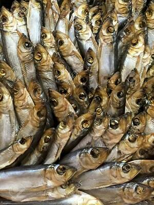 HOLLINGS SPRATS 100% Natural Whole Fresh Fish Healthy Skin Dog Puppy 100g - 1kg