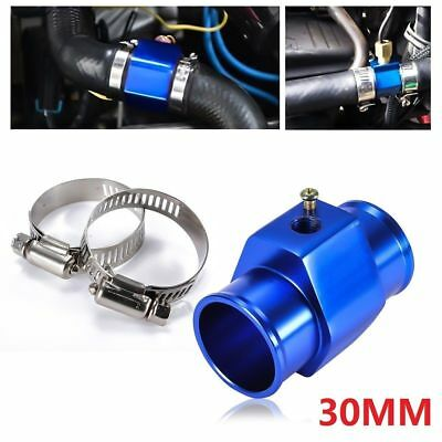 30MM LCD Car Water Temperature Meter Sensor Gauge Radiator Hose Joint Pipe (S180