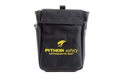 New Python Safety Capital Safety 1500124 Tool Pouch with D-Ring - FREE SHIP