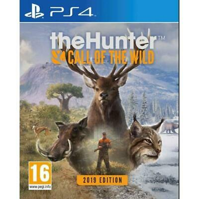The Hunter Call Of The Wild PS4 Playstation 4