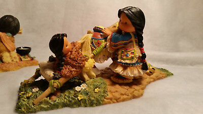 Friends of the Feather...[JOURNEY OF THE SPIRIT]... 504912... 1998 Enesco