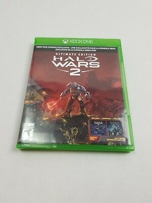 Halo Wars 2: Ultimate Edition (Microsoft Xbox One) Brand New / Fast Shipping