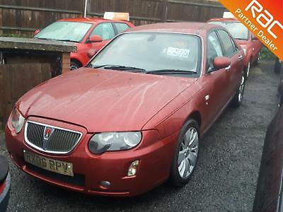 2006 Rover 75 Saloon 2.5V6 174 Contemporary SE Auto5 Petrol red Automatic