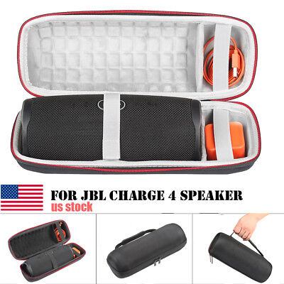 For JBL Charge 4 Speaker Hard Storage Case Cover Portable Carry Bag New USA