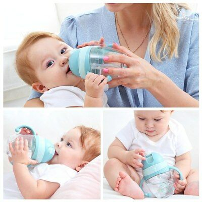 Baby Training Feeding Bottle Feeding Bottle Cups Kids Water Milk Bottle Tools