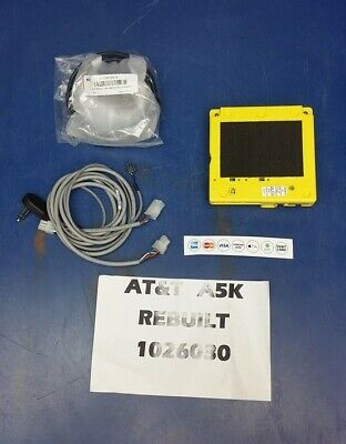 AT&T MEI Easitrax Advance 5000 Telemeter ADV5301 250617025 &Wiring &Antenna A5K