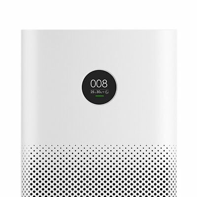 Xiaomi Mi Air Purifier 2S OLED Home Smart APP Smoke Dust Peculiar Smell Cleaner#