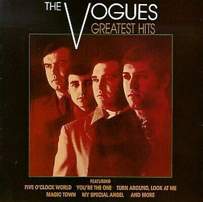 The Vogues - Greatest Hits - Cd - New