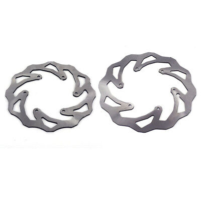 Front Rear Brake Disc Rotor For KTM 125 150 200 250 SX SXF EXC EXCF XC XCW XCF