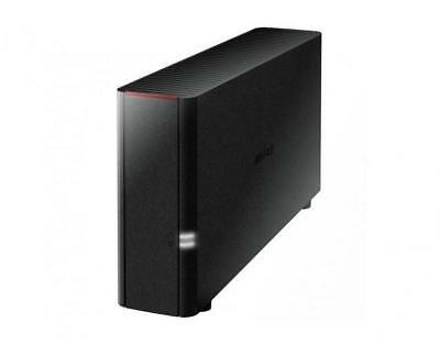 LS210D0301-EU Buffalo LinkStation 210D 3TB (1 x 3TB) Gigabit LAN NAS Device