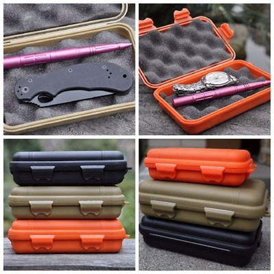 Portable Waterproof Airtight Outdoor Survival Case Container Storage Carry Box