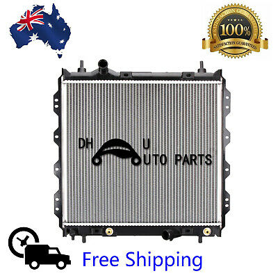 Radiator For Chrysler PT Cruiser '00-'10 Hatch 4Cyl Auto/Manual #Free Delivery