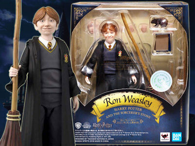 Ron Weasley Harry Potter and the Philosopher's Stone BANDAI S.H.Figuarts Figure