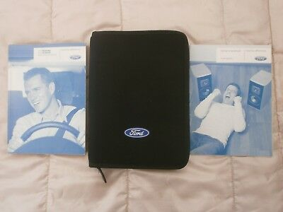 GENUINE FORD GALAXY S-Max Handbook Owners Manual Wallet 2006