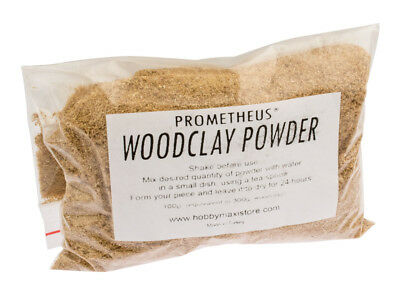Wood Clay Powder