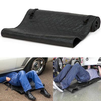 Pad Black Automotive Creeper Rolling Pad For Working On The Ground