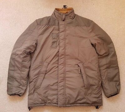 New Dutch Army Cold Weather Thermal Softie Jacket Reversible with Stuff Sack