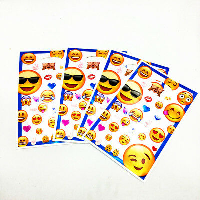 Emoji Face Kids Happy Birthday Party Bags Loot Bag