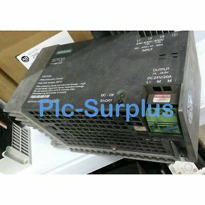 Siemens 6EP1 437-3BA00 SITOP Power Supply 400-500VAC Used 6EP1437-3BA00