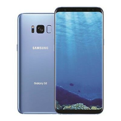 Movil Samsung Galaxy S8 SM-G950F 64GB Single SIM Libre Azul | C