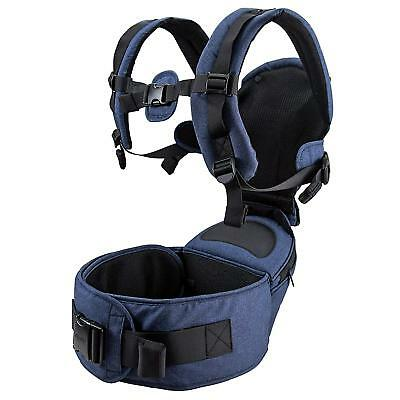 2a5b7498c61 MIAMILY HIPSTER PLUS Baby Front Carrier (Stone) Free Shipping ...
