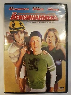 The Benchwarmers (DVD, 2006)   Combine Shipping and SAVE MONEY!!! Ships FAST!!!
