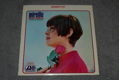 Mireille Mathieu~Made In France~1967 Chanson Pop~Female Vocal~FAST SHIPPING