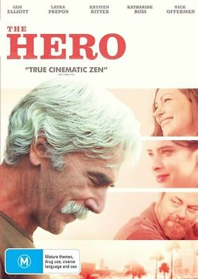The Hero Dvd, New & Sealed, 2018 Release, Free Post