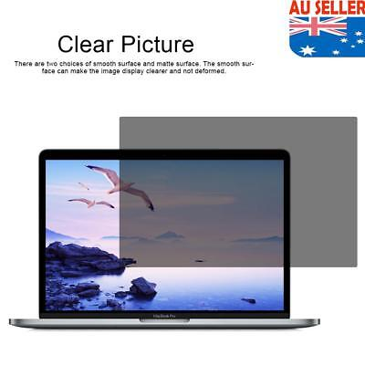 Privacy Screen protector Tempered Film Anti-Spy For Apple MacBook Air Computer