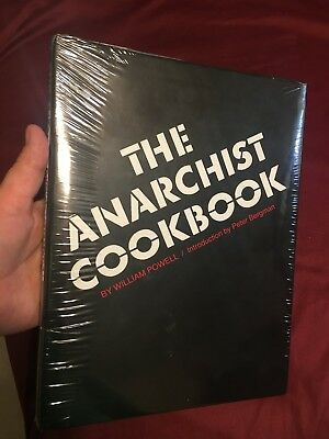 Anarchist cookbook di William Powell English edition (FORMAT PDF) Non-paper book
