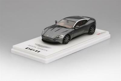 Aston Martin DB11 in Magnetic Silver in 1:43 Scale by Truescale Miniatures