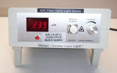 ADC Fiber Optic Light Source Model LDLS-02
