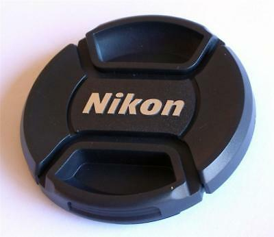 1 X 67mm Front Lens Cap For Nikon P900 also Sony,Samsung,Pentax,Canon UK Stock