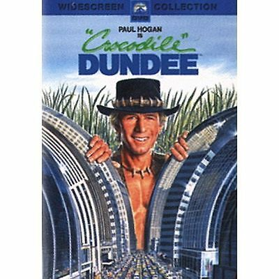Crocodile Dundee - DVD, Widescreen - Factory Sealed - Paul Hogan - Free Shippin