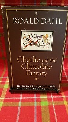 Roald Dahl, Quentin Blake CHARLIE AND THE CHOCOLATE FACTORY Revised Edition